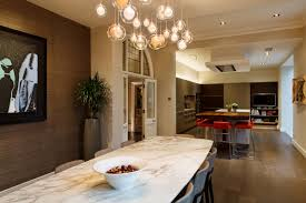 How to design kitchen lighting Downlights Kitchen Lighting Custom Chandelier In Kitchen Dining Space Brilliant Lighting Kitchen Lighting Brilliant Lighting