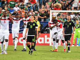 Mexico vs. Trinidad and Tobago at Gold ...