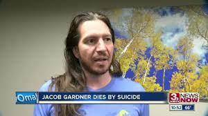 Jacob Gardner Dies by Suicide - YouTube