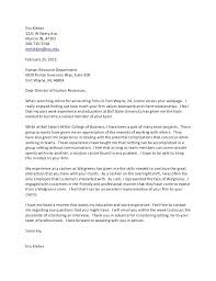 12 13 Human Resource Cover Letters Lascazuelasphilly Com