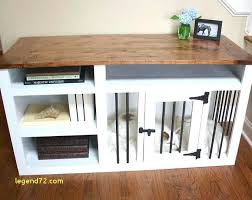 diy crate furniture top result table over dog crate best of dog crate furniture dog crate diy dog crate table top plans