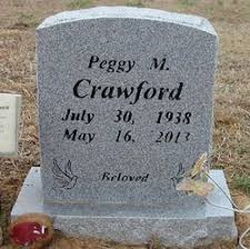 Peggy Crawford (1938-2013) - Find A Grave Memorial