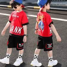 Bộ thun Blank cá tính cool ngầu cho bé trai 8-26kg - thời trang trẻ em cao  cấp - Toppi - Sumikid chính hãng giá cạnh tranh
