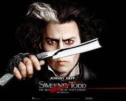 Johnny Depp In Sweeney Todd The Demon Barber von Fleet Street  Hintergrundbilder Hintergrundbilder Foto von Artair7 | Fans teilen  Deutschland Bilder