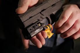 Rechargeable Pistol Light Glock Europe Leaks New Surefire Light For Slimline Pistols