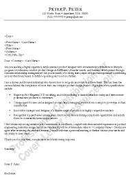 Program Manager Cover Letter Example 11 Mechanical Engineer Http Www