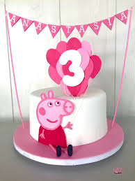 Peppa Pig Cake Version 1 That Baker Girl