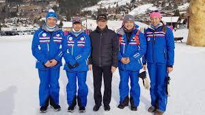 ปลื้ม เด็กไทยร่วมแข่งสกี 'โอลิมปิกเยาวชนฤดูหนาว' ครั้งแรก ที่สวิต