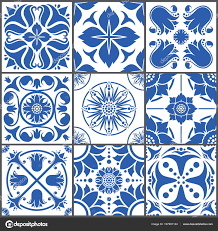 Floor design texture Medallion Vintage Ceramic Tiles Vector Illustration Floor Seamless Design Texture Set Stock Vector Depositphotos Vintage Ceramic Tiles Vector Illustration Floor Seamless Design