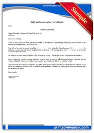 Release Of Debt Letter Ms Word Diary Template