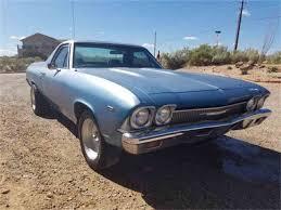 1968 Chevrolet El Camino for Sale on ClassicCars.com