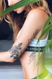 украинские звезды с татуировкой