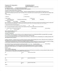 Employment Termination Agreement Adorable Employee Separation Agreement Template Arttionco