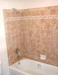shower wall tile panel white lit up your bathroom with beautiful