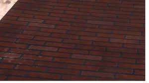 Painting Fake Brick Paneling Diy Faux Brick Wall Knock It Off Diy Project East Coast