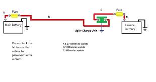mazda bongo ford freda split charge & circuit swap looms Leisure Battery Wiring Diagram scu wiring layout jpg motorhome leisure battery wiring diagram