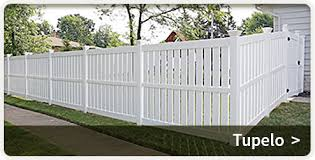 vinyl fencing. Perfect Fencing Decorative Vinyl Fencing Tupelo Intended Vinyl Fencing L