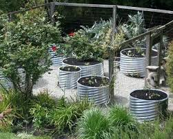 corrugated steel planter best corrugated steel pipes images on sheet metal planters corrugated metal planters round