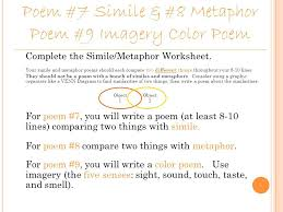 simile and metaphor lessons 4th grade – streamclean.info