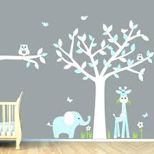 safari wall decals for nursery boy nursery wall art baby blue nursery wall art jungle wall safari wall decals for nursery