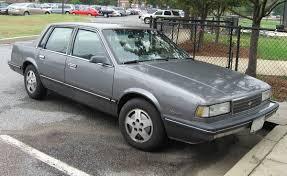 Chevrolet Celebrity – Wikipedia, wolna encyklopedia