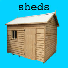 timber sheds cubbies home