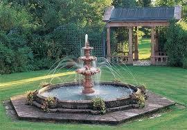 fountain garden. Fountain Garden