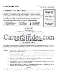 Medical Ward Nurse Sample Resume | Colbro.co