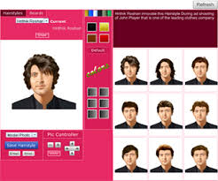 our free hairstyle software allow you to view yourself with celebrity hairstyles along with diffe beards bination to see how will you look like and