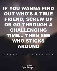 Friendships Quotes