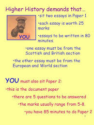 how to write a good history essay history today edu essay