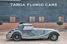 morgan plus for classic cars for uk morgan plus 4 2 0 ford gdi and mazda 5 speed manual gearbox black easy up pvc hood registered 2015 finished in sport grey mulberry