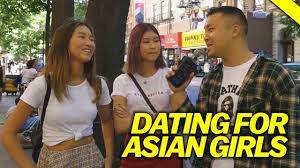 Asian girls one guy