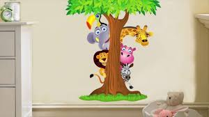 removable wall stickers for kids bedrooms