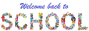 Image result for welcome back images for school