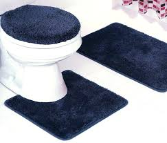 blue and white bathroom rug navy blue bathroom rugs very attractive rug set and white