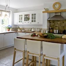 Innovation Rustic White Country Kitchens Kitchendiner In Decorating