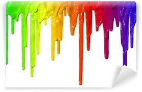 washable wall paintPaint dripping Wall Mural  Pixers  We live to change
