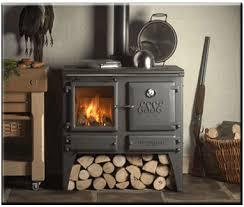 esse cast iron wood burning cooker