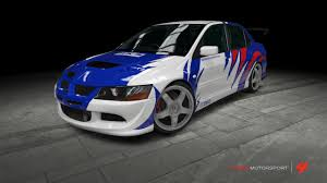 Mitsubishi Lancer EVO VIII - NFS: Most Wanted by OutcastOne on ...