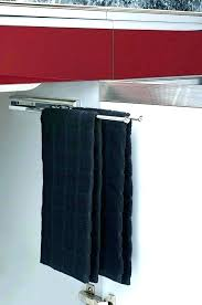 kitchen towels holder kitchen cabinet towel rack kitchen towel rack under sink kitchen cabinet towel rack