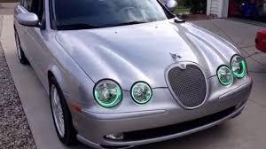 Jaguar S type new LED - YouTube