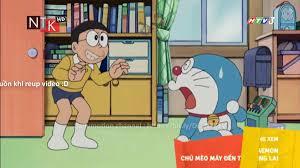 Doraemon Chú Mèo Máy Đến Từ Tương Lai Tập 02 - Nobita Đại Chiến Củ ...