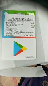 Maybe you would like to learn more about one of these? New 100 Google Play Card Sale At Lower Price Everything Else On Carousell