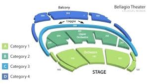 Bellagio Theater Seating Someschoolgames Info