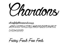 Forte Fonts Free Download Friday Fresh Free Fonts Chardons Bariol Serif