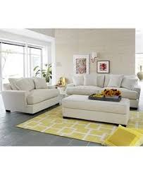 Ainsley Fabric Sofa with 4 Toss Pillows Created for Macy s