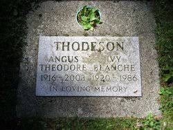Angus Theodore Thodeson (1916-2003) - Find A Grave Memorial