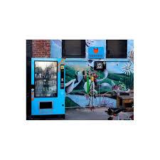 Bikestock Vending Machine New High Security Vending Machine Modlar