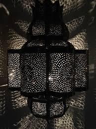 moroccan ceiling light harun image 4